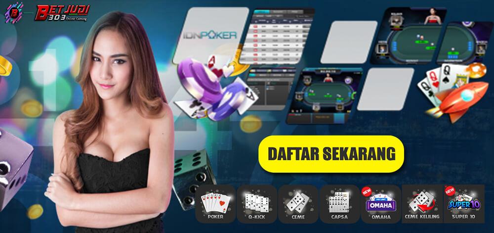 Poker Online Terbaik Indonesia Situs IDN